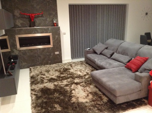 Grey Carpet Brown Sofa Brokeasshome Com