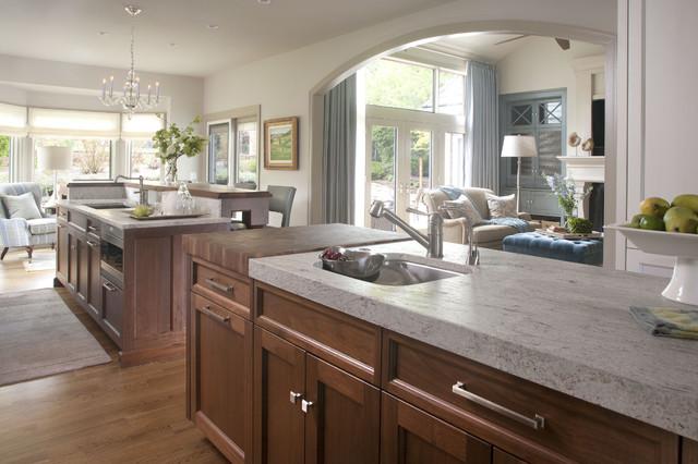 Cherry Hills Remodel  Transitional  Kitchen  denver  by Exquisite Kitchen Design