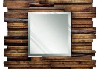 Chardonnay Reclaimed Wood Bathroom Vanity Houzz