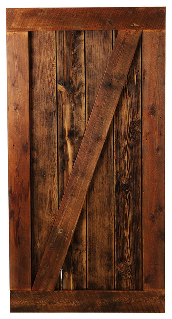 Bear Tooth Door  Rustic  Interior Doors  by Big Sky