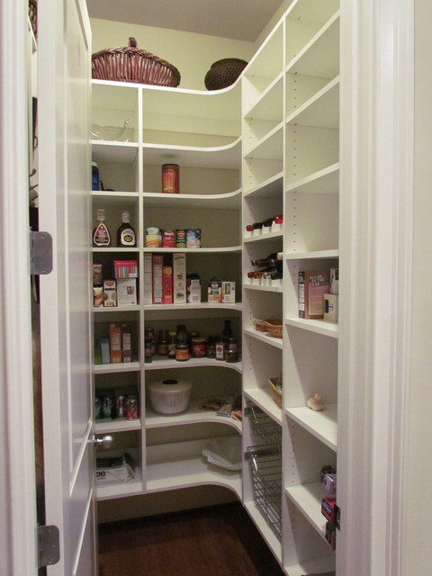Pantry 1A  Traditional  Kitchen  atlanta  by Atlanta Closet  Storage Solutions