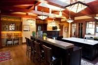 Parisian-Inspired Craftsman Kitchen - Eclectic - Kitchen ...