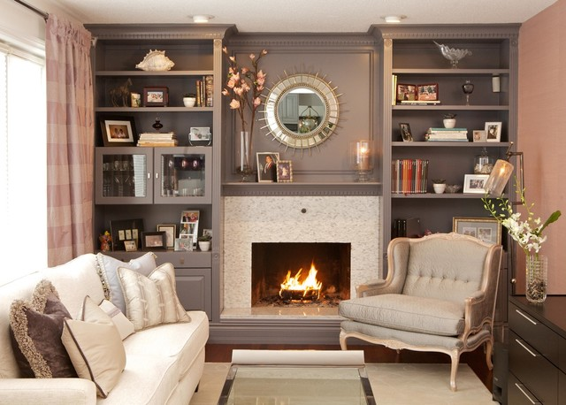 Grown Up Family Room