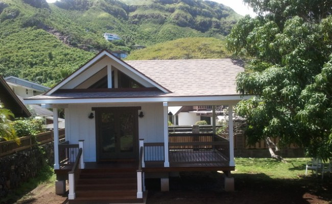 Henry A Tiny House Tropical Exterior Hawaii By