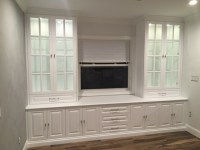 Custom Wall Units - Dining Room - Miami - by Spears ...