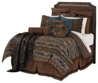 Southwestern Style Duvet Cover Set - Southwestern - Duvet ...
