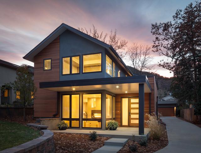 Value Driven Modern Home Modern Exterior Denver By