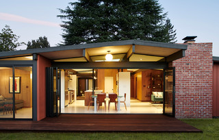 Houzz Tour: Remodel Honors Original Eichler Architecture ( Photos)