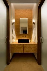Contemporary Powder Room - Contemporary - Powder Room ...