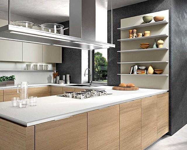 Way by Snaidero Design  Moderno  Cucina  Los Angeles