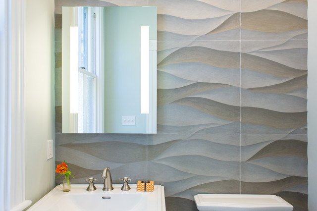 Rockport Residence- Half Bath