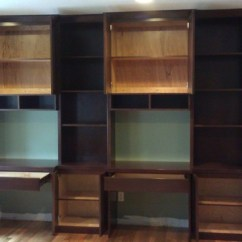 Repair Garden Chairs Used Rocking For Sale Bookcase With Built In Desks - Modern Family Room Denver By Amf Custom Works