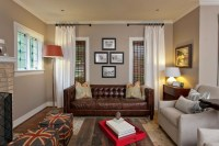 Tudor Update - Transitional - Living Room - Dallas - by BR ...