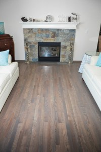HARDWOOD FLOORING - TRADITIONAL RED OAK WITH CLASSIC GREY ...