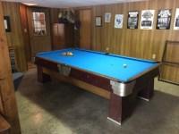 Brunswick Billiards Pool Table Installs - Midcentury ...