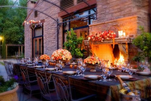 La Borgata Outdoor Dining