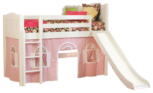 Bunk Bed Playhouse Curtains