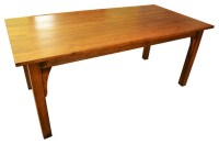 Crafters and Weavers Arts & Crafts Style Mission Solid Oak ...