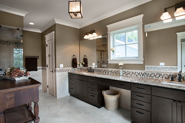 bathroom crown molding | houzz