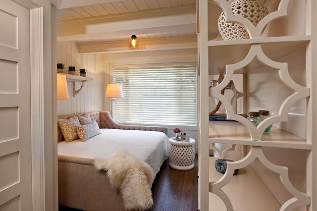 Lake Geneva Lake House transitional-bedroom