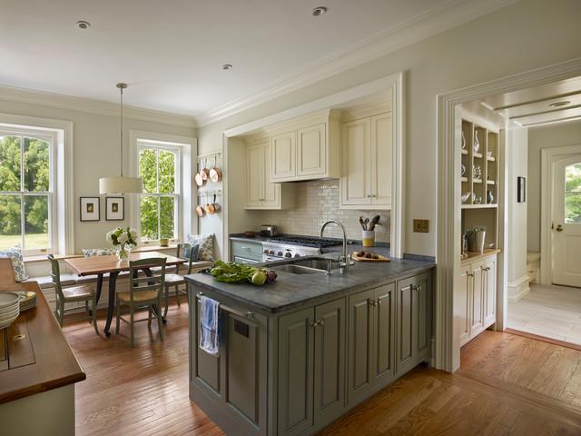 haverford renovation traditional-kitchen
