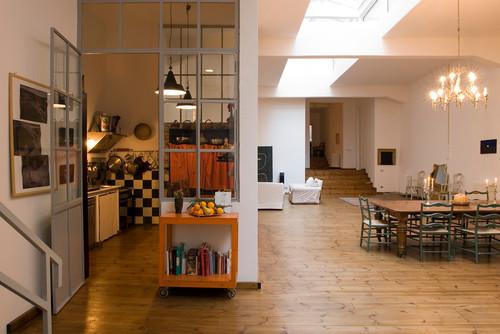 Come dividere cucina da soggiorno  idealistanews