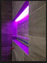 Walk-in Shower Lighting Options