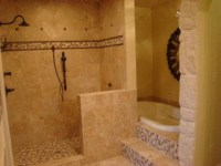 Custom Shower/tub