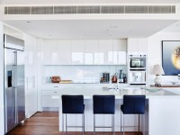 Sandyhill apartment - Contemporary - Kitchen - Melbourne ...
