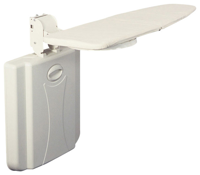 Wall Mount Ironing Board  Contemporary  Ironing Boards