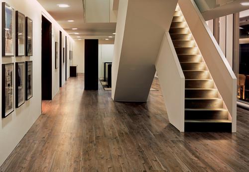wood look tile vs wood which flooring