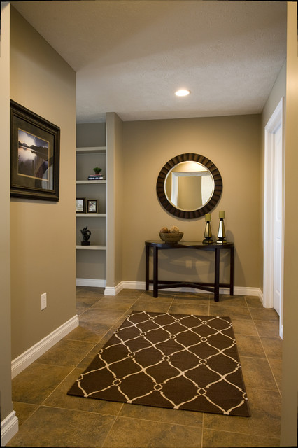 Lakeside Remodel traditional-hall