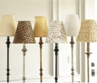 Buffet Lamp Shade - Contemporary - Lamp Shades - by ...