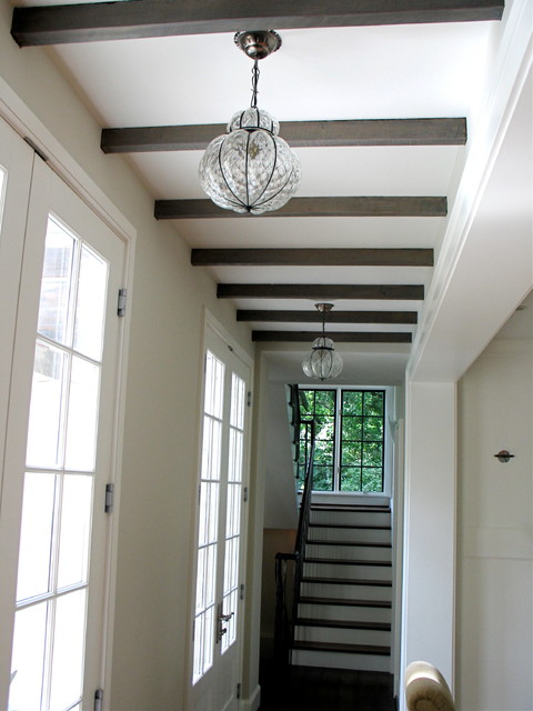 FoyerHallway Lighting  Traditional  Hall  Chicago  by
