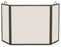 Pilgrim 18215 3 Panel Rectangular Screen - Contemporary ...