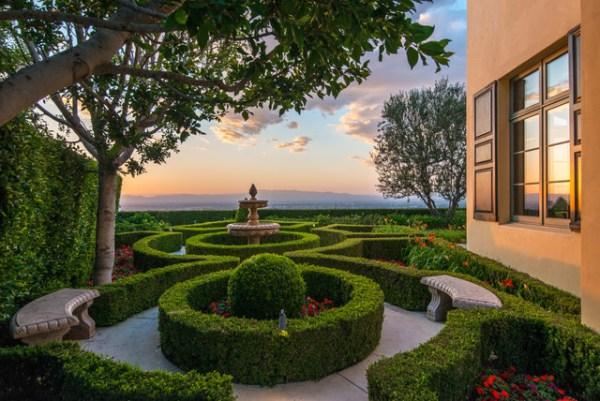 aubrey mansion - mediterranean