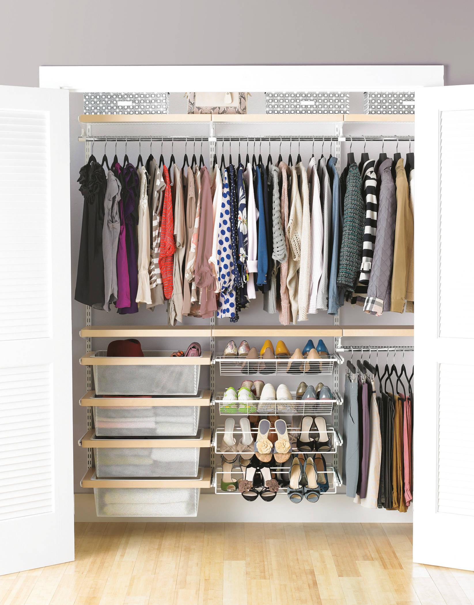 Elfa Closet Houzz