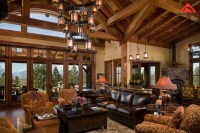 Rocky Mountain Log Homes -Timber Frame Love! - Rustic ...
