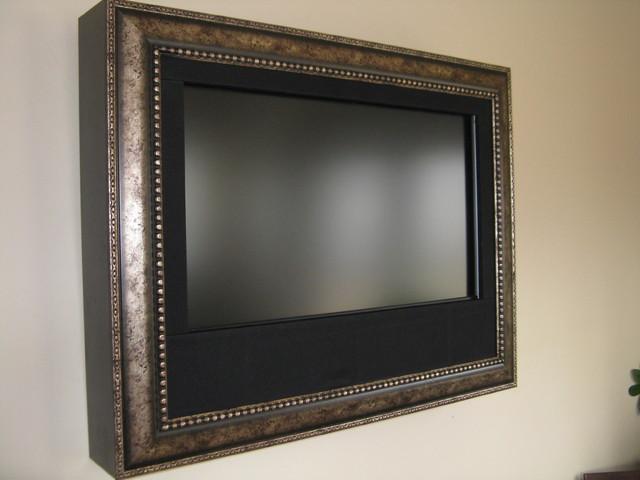 TV Frames  Traditional  Bedroom  Salt Lake City  by