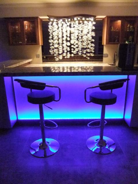 Bond Bar Modern Basement Toronto By Lina Crawford