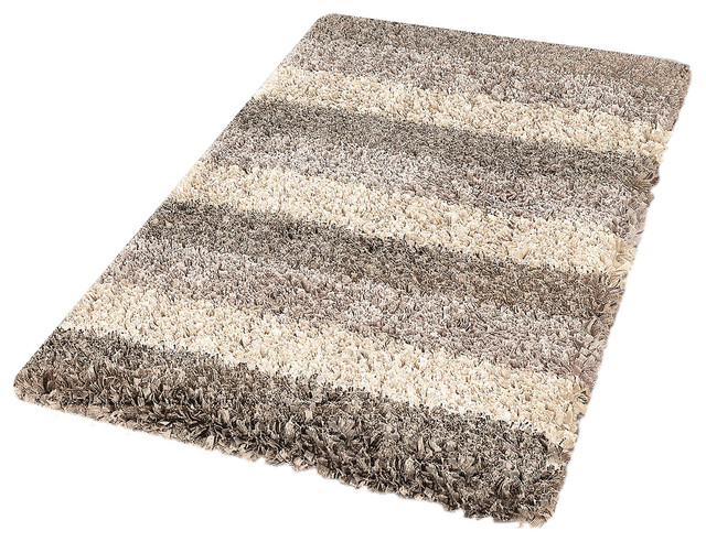 taupe modern non slip washable bathroom rug lounge medium
