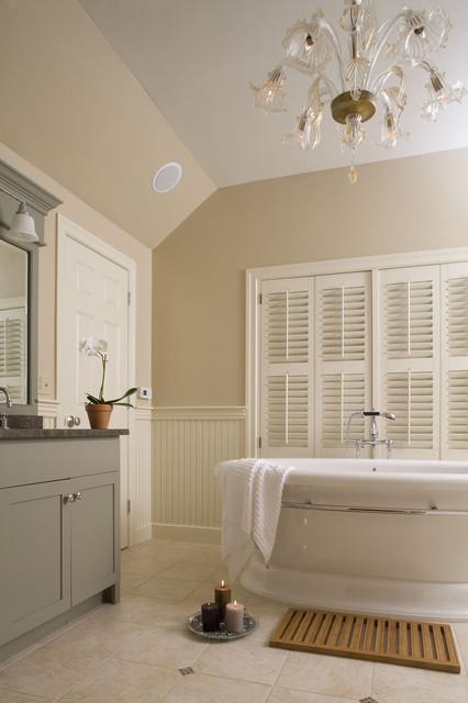 Master Bathroom Traditional Bathroom Boston By