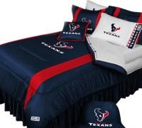 NFL Houston Texans Comforter Pillowcase Football Bedding ...