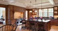Mansion - Traditional - Kitchen - Boston - by Design Resource