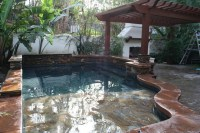 Spool Construction - Mediterranean - Pool - Los Angeles ...