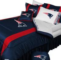 NFL New England Patriots Comforter Pillowcase Football ...