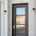Contemporary Iron Doors Houzz