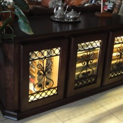 Kitchen Tables Austin Cost To Remodel A Refrigerated Wine Cabinet - Transitional Home Bar ...
