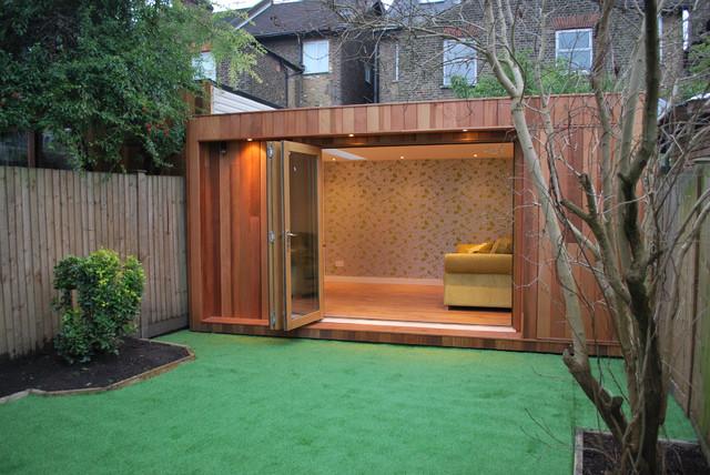 Modern Garden Sheds Uk