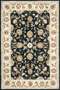 Traditional Old World Area Rug - Traditional - Hall And ...